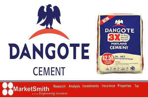 Dangote cement at promo price