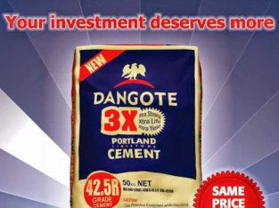 DangoteX3 cement at cheap price