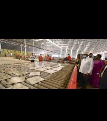 Goodwill Ceramics Tiles Nigeria LTD