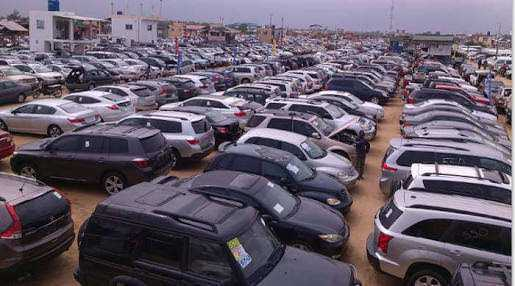 Nigeria Custom Service Auctioning