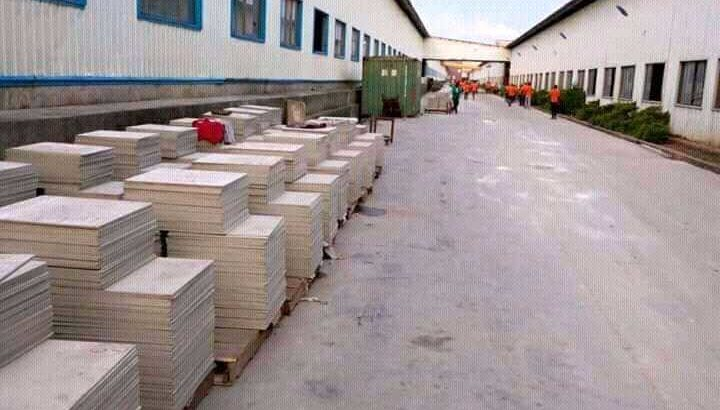Goodwill Ceramics production