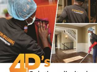 4P's Solutions home and commercial cleaning servic