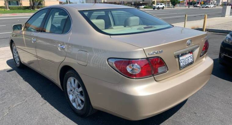 Foreign used Lexus ES350 2007!model