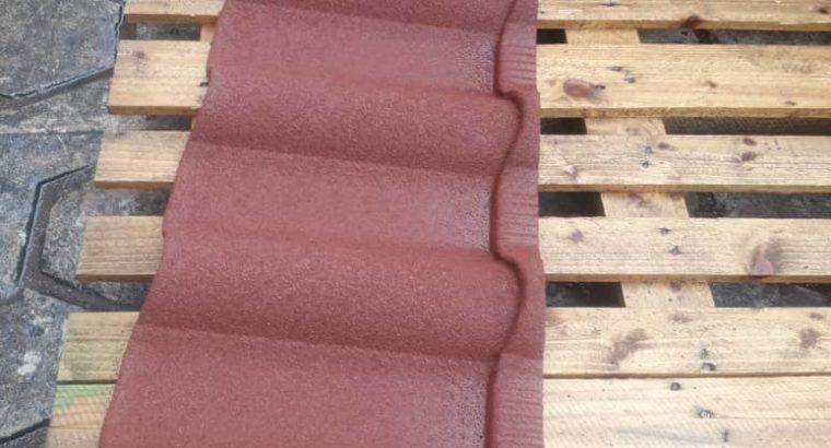 Hybrid metro tiles roofing