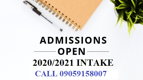 2020/2021 Babcock University Admission Form