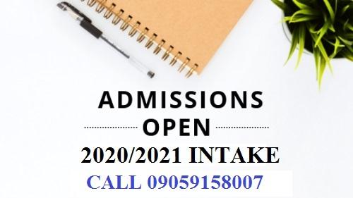 2020/2021 Afe Babalola University ADMISSION FORM