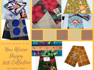 New 2020 Ankara Prints Collections