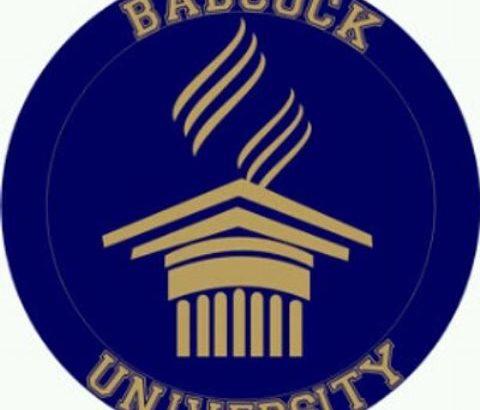 2020/2021 Babcock University Post UTME/D.E Form on