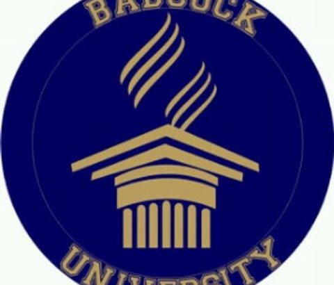 Babcock University Post UTME/D.E Form 2020/21 Out