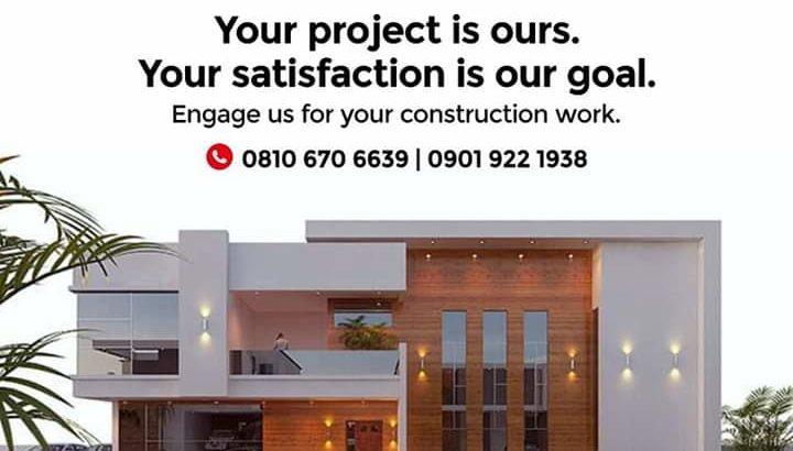 CONSTRUCTION COMPANY IN LAGOS