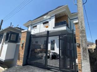 5 bedroom fully detach duplex @ osapa london