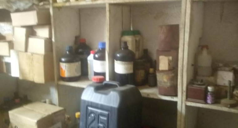 Analytical and industrial grade chemicals