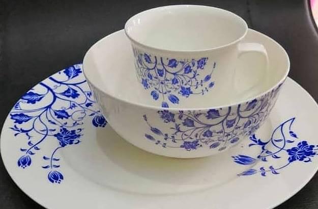 Quantum High Grade Bone Ceramic Tableware
