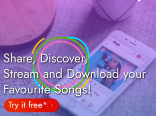 Share, Discover and Download your Favourite Songs