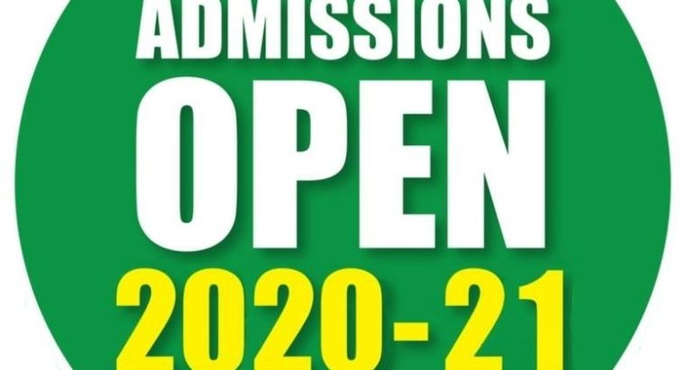 Precious Cornerstone University 2020/2021 form out