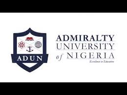 Admiralty University,Ibusa Delta 2O2O/21 Admission