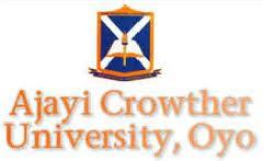 Ajayi Crowther University, Ibadan 2O2O/2O21 Sessi