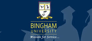 Bingham University, New Karu 2O2O/2O21 Session Adm