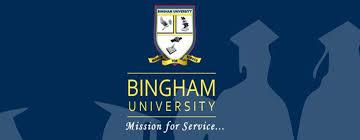 Bingham University, New Karu 2O2O/2O21 Session Adm