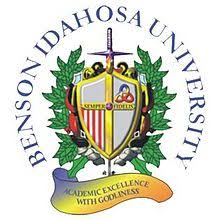 Benson Idahosa University, Benin City 2O2O/2O21 Se