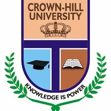 Crown Hill University Eiyenkorin,2O2O/21Admission