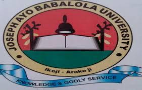 Joseph Ayo Babalola University, Ikeji-Arakeji 2O2O