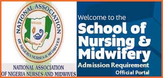 School of Nursing, Amachara 2020/2021 Admission Fo