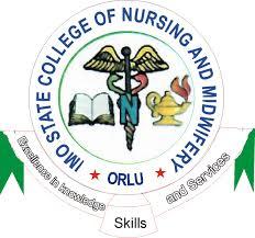 Imo State College Of Nursing Orlu,2020/2021 admiss
