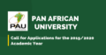 Pan-Atlantic University, Lagos 2O2O/2O21 Session