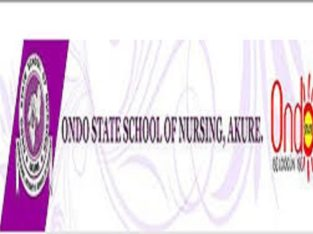Ondo School of Nursing Akure 2020/2021 Admission