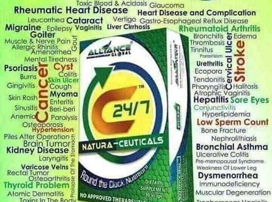 Heath Supplements