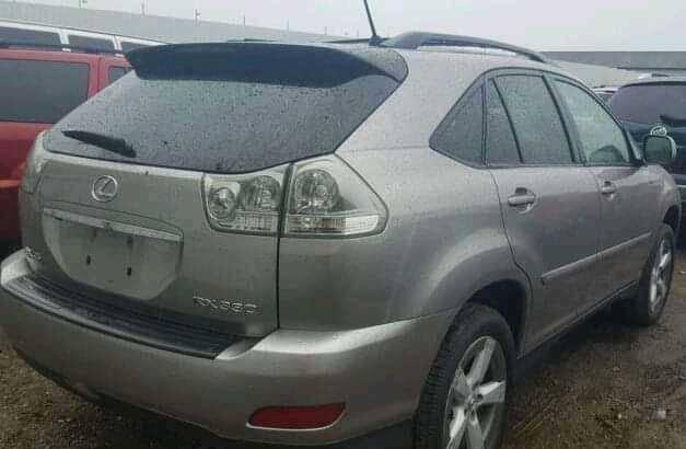 Nigeria Custom Service Auction 2020