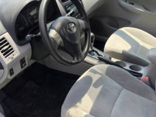 Toyota Corolla 2009 model
