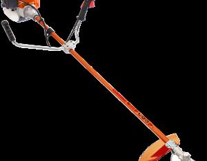 Brush cutter for grass cutting