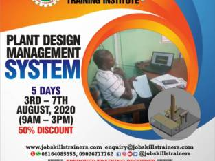 PLANT DESIGN MANAGEMENT SYSTEM TRAINING (DESIGNER)