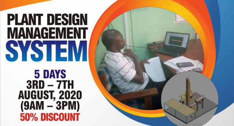PLANT DESIGN MANAGEMENT SYSTEM TRAINING (DESIGNER)