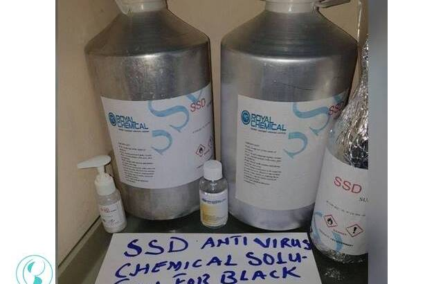 SELLING SSD CHEMICAL SOLUTION