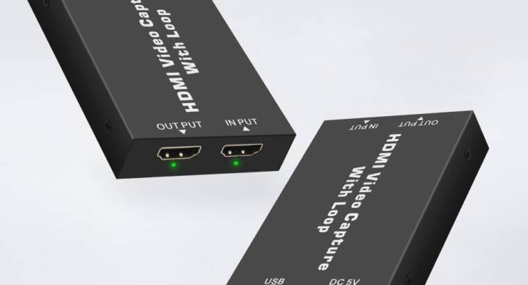 Buy HDMI Video Capture 4k Resolution