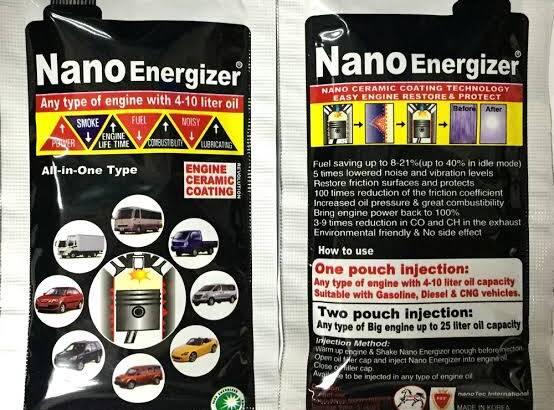 NanoEnergizer
