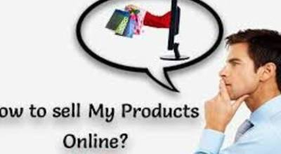 Where to sell my products online