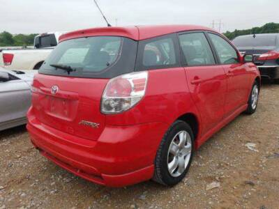 2005 TOYOTA MATRIX GOING FOR AUCTION CALL 07045512391