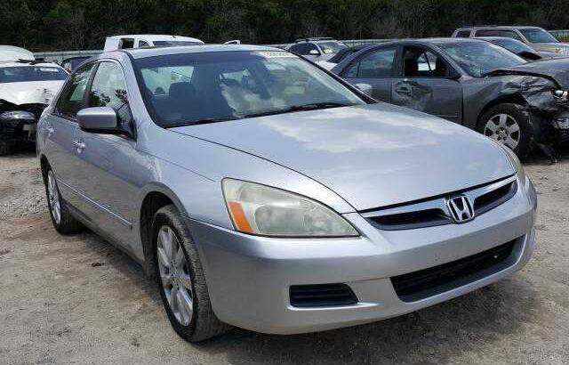 2006 HONDA ACCORD GOING FOR AUCTION CALL 07045512391