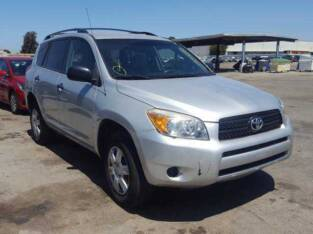2008 TOYOTA RAV4 GOING FOR AUCTION CALL 07045512391