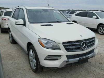 2010 MERCEDES ML350 GOING FOR AUCTION CALL 07045512391