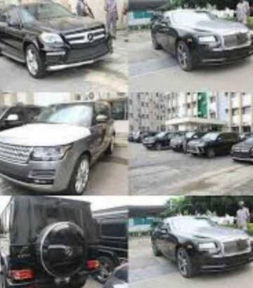 Custom car auctions advert