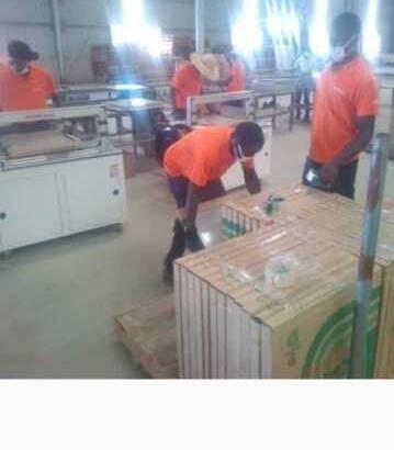 Goodwill ceramics company in Nigeria