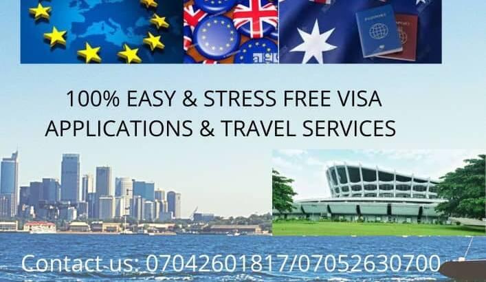 Insights and Legworks Global Travel Visas