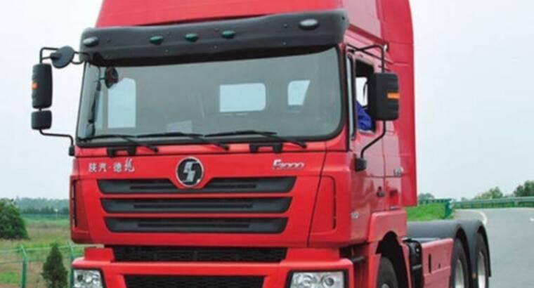 Shacman Truck Head