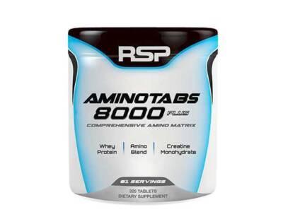 Amino tabs supplement