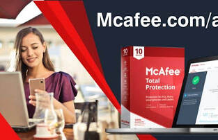 McAfee Activate | Install & Activate – mcafee.com/